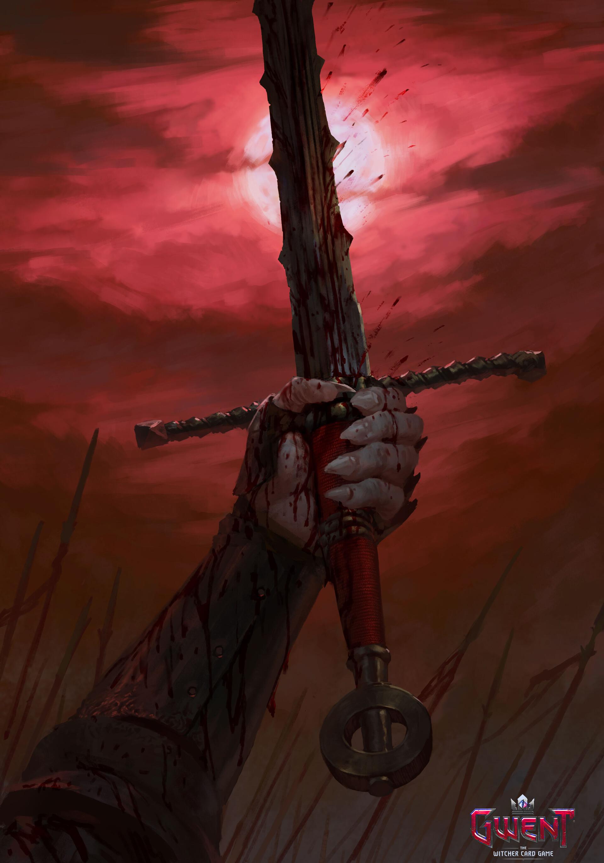 Hen Gaidth steel sword | Witcher Wiki | FANDOM powered by Wikia
