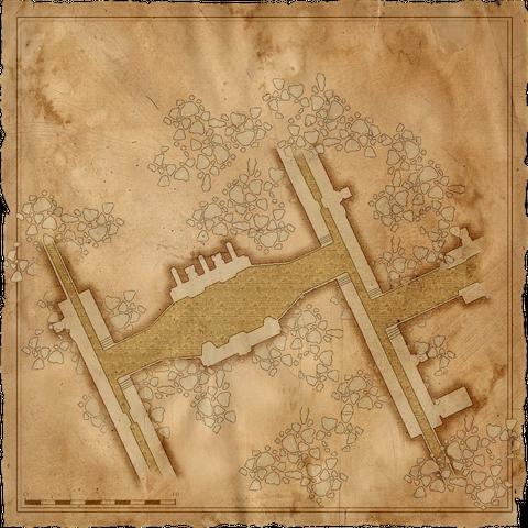 mappa del nido