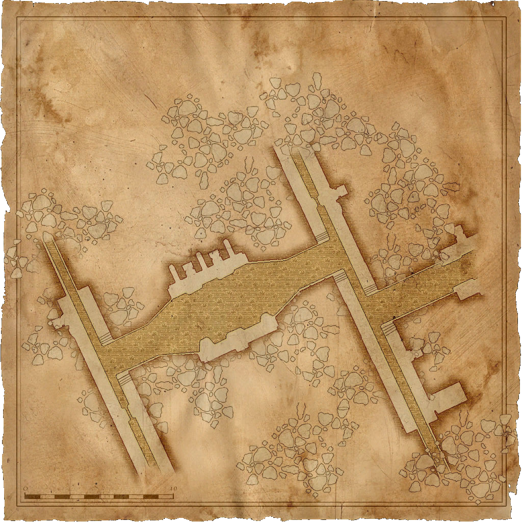 Map Zeugls lair