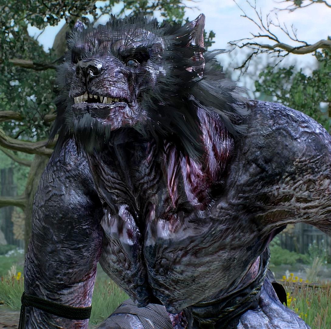 Witcher 3 Morkvarg