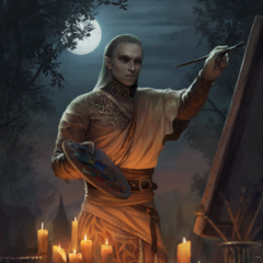 Gwent standalone cardart.