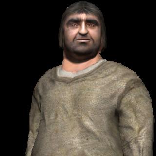a brickmaker