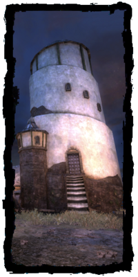 Places Solitary tower