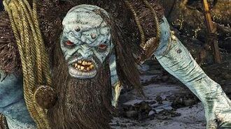 The Witcher 3 Ice Giant (Hard Mode)
