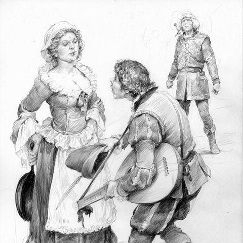 Vespula and Dandelion