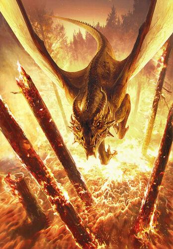 Dragon form