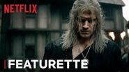 The Witcher Character Introduction Geralt of Rivia Netflix