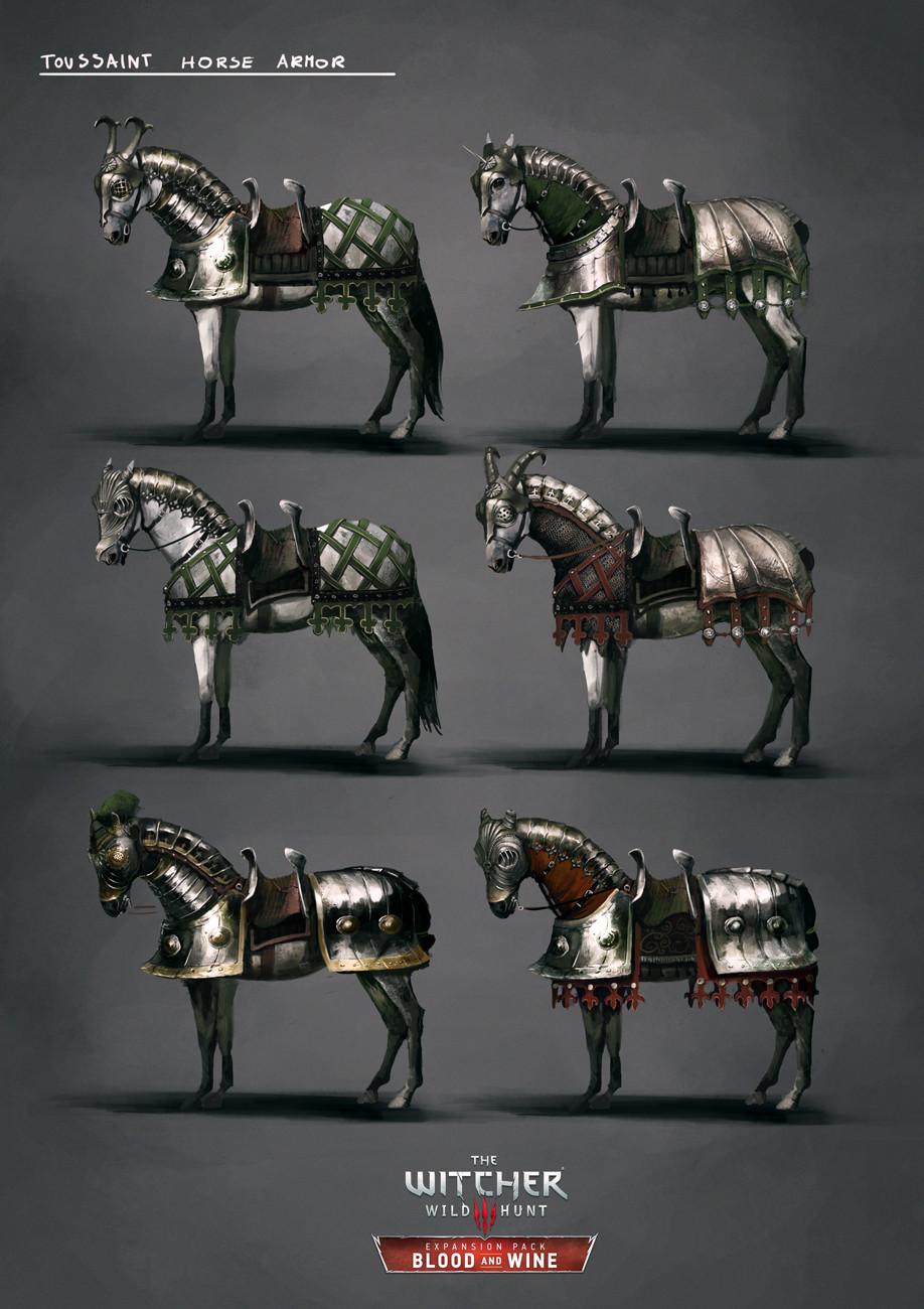 Horse equipment | Witcher Wiki | FANDOM powered by Wikia