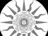 Elven calendar
