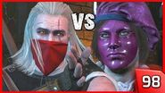 The Witcher 3 - PRINCE OF THIEVES vs
