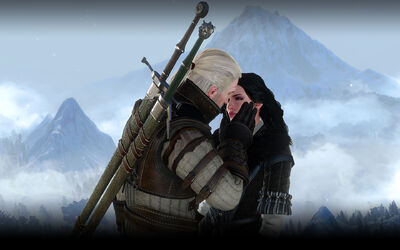 Tw3 Romance Yennefer and Geralt