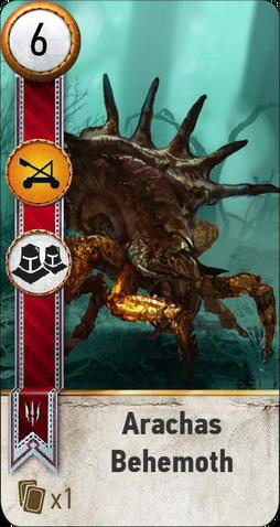 File:Tw3 gwent card face Arachas Behemoth.png