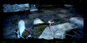 Geralt finds Ilsa