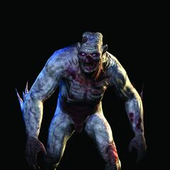Ghoul from <i>The Witcher</i> computer game