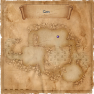 Map Swamp cave