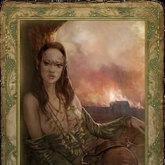 Романтична картка Торувіель