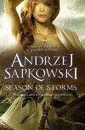 Season of storms cover uk english