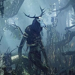 Leshy on early screenshot (2013)