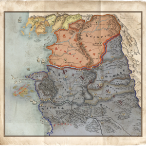 World map | Witcher Wiki | Fandom