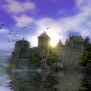 Screenshot from <i>the Witcher</i>