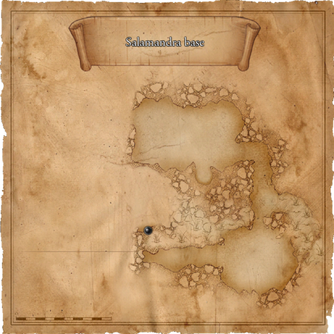 Salamandra base: 2nd level