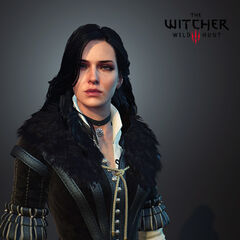 Render for <i>The Witcher 3</i>