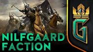BETA VIDEO Nilfgaard Faction GWENT The Witcher Card Game