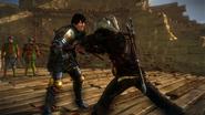 Tw2 - Geralt Killing Aryan La Valette