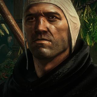 Фарід у грі «Відьмак 2: Вбивці Королів»