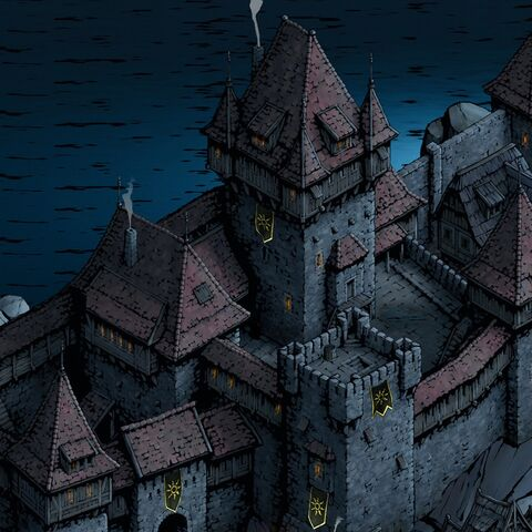 Rivia Castle conquered by Nilfgaard in <i><a href=