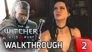 Witcher 3 Lilac and Gooseberries, the search for Yennefer - Gameplay & Story Walkthrough 2 PC