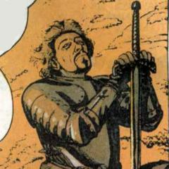 Eyck w komiksie
