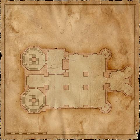 File:Map Kaer Morhen ground floor.png