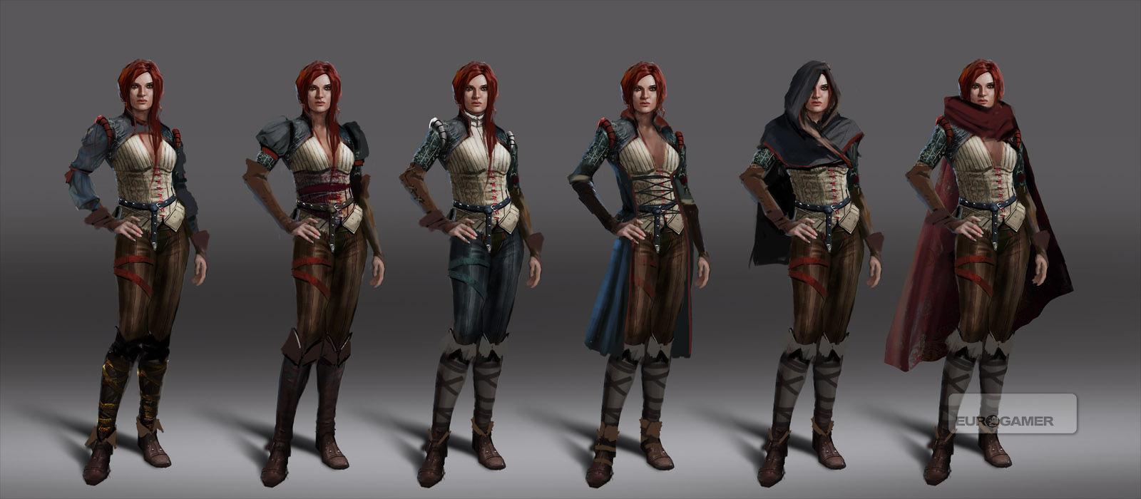 Triss TW3 eurogamer concept2