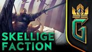 BETA VIDEO Skellige Faction GWENT The Witcher Card Game