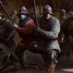 Vizimian volunteers <i>alias</i> Poor Fucking Infantry