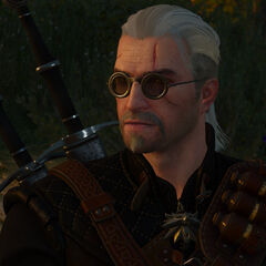 witcher geralt of - photo #25