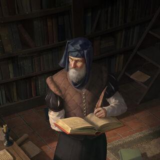 Oxenfurt professor