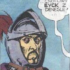 Ейк із Денесле у коміксі «Меч Призначення»