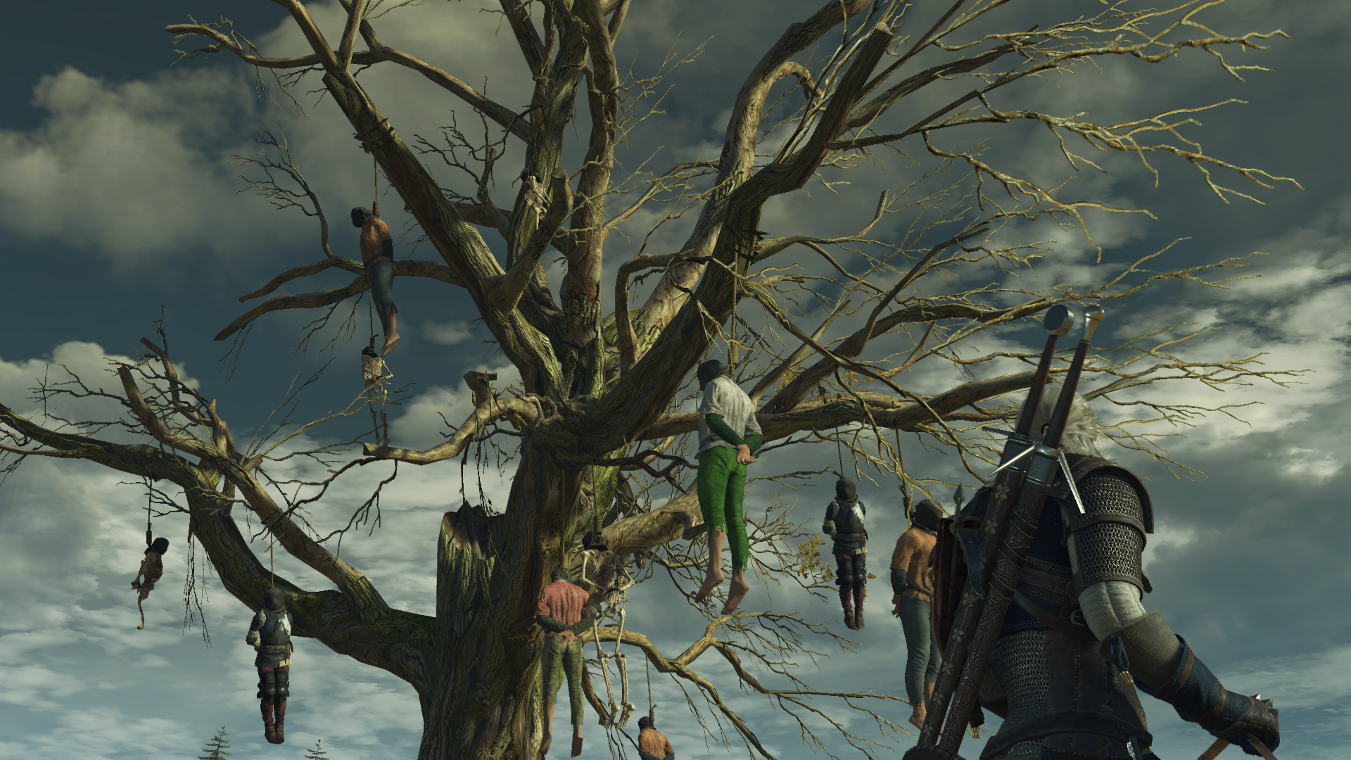 Tw3 hanged on hanged mans tree 2