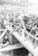 Battle for the Bridge on the Yaruga