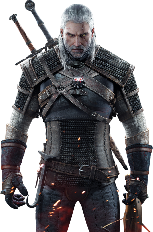 Geralt of Rivia | Witcher Wiki | FANDOM powered by Wikia