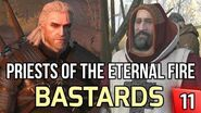 Witcher 3 Funeral Pyres Priests of the Eternal Fire - Gameplay & Story Walkthrough 11 PC