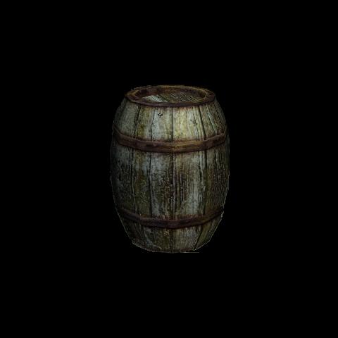 a barrel