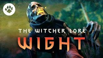 What are Wights? The Witcher Lore Wights