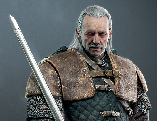 Image result for witcher 3 vesemir
