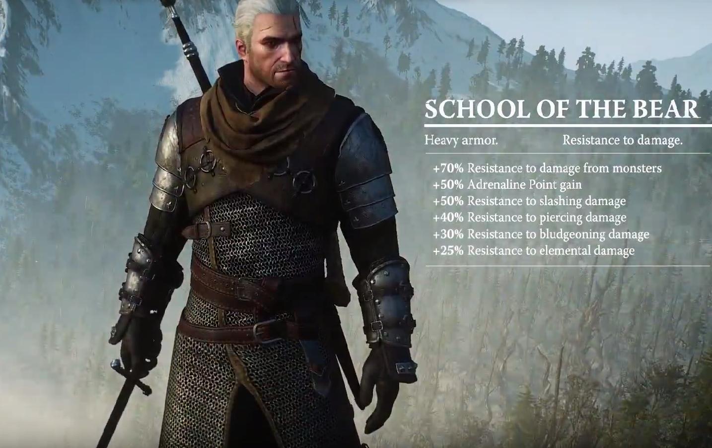 Bear School Gear | Witcher Wiki | FANDOM powered by Wikia