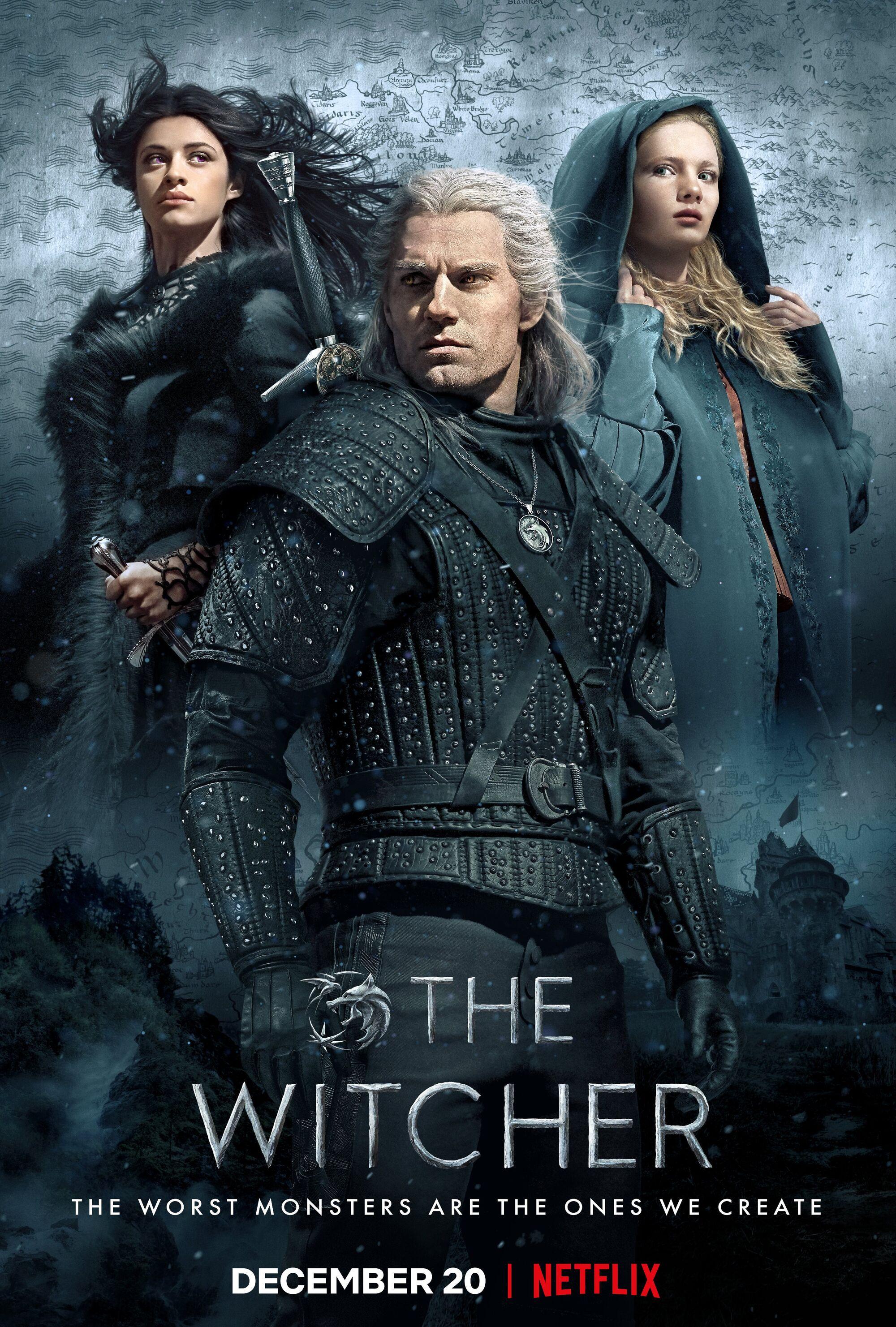 The Witcher Tv Series Witcher Wiki Fandom