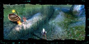 People Geralt with Dandlion