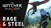 The Witcher 3 Wild Hunt - RAGE & STEEL